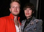Court case: Lena Headeyblocked her estranged husband Peter Loughran fro taking their son Wylie to visit his native Ireland