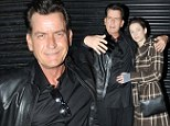 'Welcome to Dublin!' Charlie Sheen and his porn star girlfriend Georgia Jones attend Slash concert in Ireland