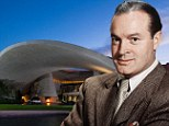 It's out of this world! Bob Hope's space age Palm Springs home goes on the market for $50m