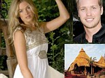 Today, beneath a sacred tree on the summit of a hill overlooking the South African veldt, Sir Richard Branson's son and heir Sam ties the knot with society blonde Isabella Calthorpe