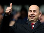 Are you sitting comfortably? Ivan Gazidis could pocket a £5million pay-off should Arsenal change ownership