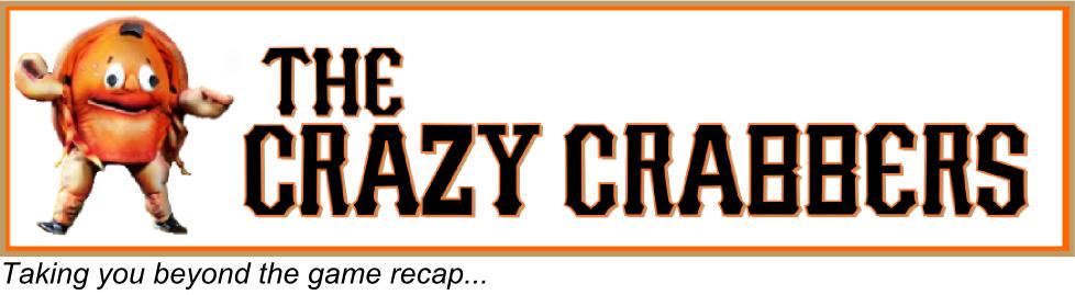 Crazy Crabbers | Giants Baseball Blog