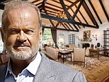 Kelsey Grammer cuts price of his Beverly Hills home by another $1million as he struggles to shift property