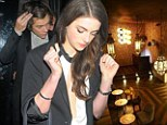 'It's not going to work out between them anytime soon': Harry Styles 'stands up model Millie Brady after setting up weekend date'