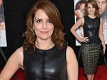'It was a joke!': Tina Fey defends Taylor Swift jibe as she steps out smiling at premiere of her new film Admission