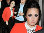 Demi Lovato recently discovered she has a half-sister