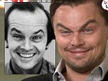 He's a dead ringer! Leonardo DiCaprio thrills Japanese talk show hosts with his spot on Jack Nicholson facial impression