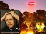 Russell Crowe UFO