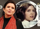 The princess strikes back! Carrie Fisher reveals she will return as Leia in Star Wars Episode VII
