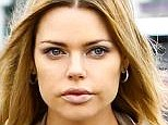 Lip service: Australian actress and model Sophie Monk, who has previously said she 'regrets' getting cosmetic surgery, was spotted in LA on Monday