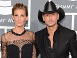 'It's full of inaccuracies': Faith Hill's country music star husband Tim McGraw slams claims surrounding 'his secret son with former flame'