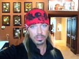 'I know I'll see you again': Bret Michaels posts Facebook video teasing his possible return to All-Star Celebrity Apprentice