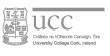 University College Cork logo