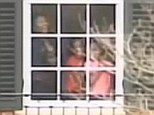 Squatters: A group of squatters, pictured, has broken in to a $3 million mansion in Memphis, Tennessee, and are refusing to leave