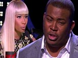 Nicki Minaj and the rest of the judges loved Curtis' performance on Wednesday's American Idol