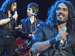 He's back on the airwaves! Russell Brand set to return to radio for special show with Noel Gallagher