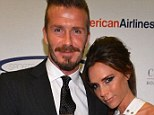 Posh and Becks met the former french president and his wife Carla Bruni at a PSG game