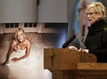 Country singer Lorrie Morgan also spoke of Ms McCready's life