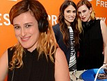 Glamorous DJs on the decks! Nikki Reed and Rumer Willis join forces to spin the tunes at fashion launch