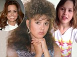 Adorable: Brooke Burke's daughter Rain in their Throwback Thursday Video, this week