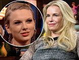 'I think she's a virgin': Chelsea Handler mocks Taylor Swift for 'dating so many men'... a day after singer blasts Poehler and Fey for Golden Globes jibes