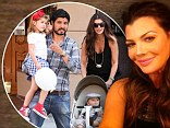 Third time's a charm! Former Miss USA Ali Landry confirms she is pregnant with baby number three