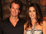 Fourteen years and counting: Cindy Crawford and Rande Gerber in May last year