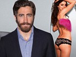 From SoulCycle to SoulMates? Jake Gyllenhaal 'is dating' Sports Illustrated model Emily DiDonato after meeting her in a spinning class