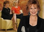 'It seemed like the right time:' Joy Behar, 70, to leave The View after 16 years... as she hints she'll be hosting her own show
