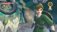 The legend of zelda: skyward sword screen shots in HD