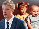 Before he was a Bachelor: Sean Lowe as a bouncing baby boy in touching family photographs