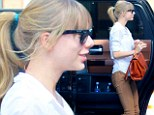 She's country strong! Taylor Swift steps out in style amid tiff with Tina Fey and Amy Poehler