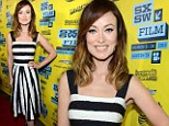 Deep in the heart of Texas: Olivia Wilde shows her stripes at the SXSW premiere of The Incredible Burt Wonderstone