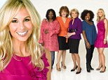 Out? Elisabeth Hasselbeck has reportedly been sacked from The View