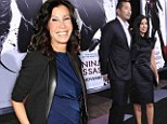 Walking on air! Our America host Lisa Ling, 39, gives birth to a healthy baby girl named Jett