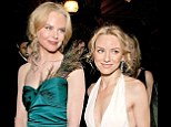 Best friends Naomi Watts and Nicole Kidman have been pitted against each other over their rival ¿princess movies¿ which will see them go head-to-head at next year¿s Oscars