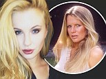 Following in her mother's footsteps! Kim Basinger's daughter Ireland Baldwin signs with top modeling agency