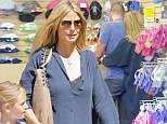 Cute in blue: Heidi Klum, 39, and boyfriend Martin Kristen get close in matching blue outfits in Santa Monica Saturday