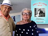 'Never be too busy or too tired for love': Grandmother 'Cutie,' 96, makes Amazon's bestseller list with guide to a happy marriage... and it includes sassy sex tips