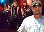 Get him to Dr Feelgood! Motley Crue cut Australia show short as lead singer Vince Neil is hospitalised due to kidney stones