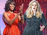 The 24-year-old singer will join Beyonce at the bash at the White House on January 17 next year ¿ proof she has been given the ultimate seal of approval in the US