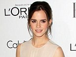 New spellbinding role: Emma Watson is set to star as Cinderella in Kenneth Branagh's adaptation for Disney