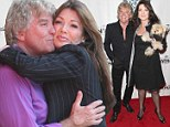 Happy couple: Lisa Vanderpump and Ken Todd set to renew vows after 30 years of marriage
