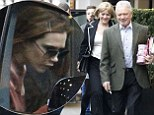 The Adams family gathering: Victoria Beckham and brood celebrate Mother's Day with her parents and sister Louise