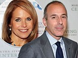 matt lauer katie couric today show