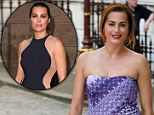 'When I'm cooking I'm always doing squats and lunges while waiting for the pans to boil,' said Yasmin Le Bon