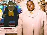 Life after death: Notorious B.I.G's family plan to make a cartoon featuring the murdered rapper's ghost