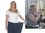 Morbidly obese bride-to-be loses over a HUNDRED lbs at women only gym after 'turning into someone she didn't recognise'