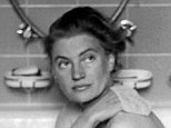 The iconic image of American photographer Lee Miller in Adolf Hitler's bathtub in Munich. The image was taken on April 30, 1945, the day Hitler committed suicide in Berlin