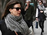 Romance heating up? Liv Tyler steps out with the same mystery man for third time in New York